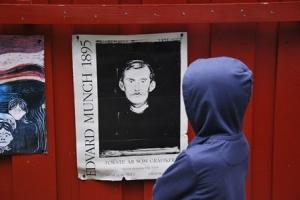 Munch har fødselsdag.