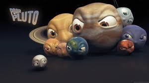Stakkar Pluto.