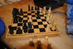 Sjakk på Lillestua.