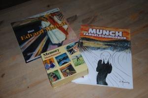 Nye Munch effekter.