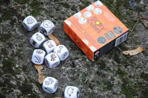 Story Cubes.